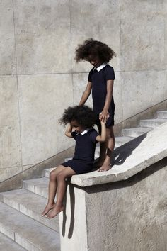 Petit Bateau & Carven, simply beautiful. Available at the Petit Bateau shop in December, or at Colette in November.