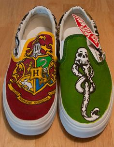 potter vans...my son would die happy