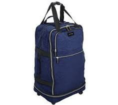 29c8f83cd48a Image result for travelon Wheeled Underseat Carry-On with Back-Up Bag  Underseat Carry