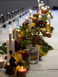 Der herbstlich gedeckte Tisch im Presshaus des Guts bietet einen schönen Mittelpunkt für eine Feier mit den Liebsten. Egal ob Geburtstagsfeier, Hochzeit, Sponsion, Firmenevent oder Informationsveranstaltung - im Weingut ist alles möglich! Table Decorations, Events, Furniture, Home Decor, Instagram, Nice Asses, Birthday Celebrations, Wedding, Wine