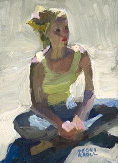 Art by Peggy Kroll Roberts http://www.krollroberts.com. Master of ...