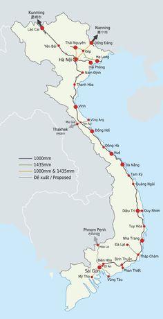 Hier erfährst du, wie du Fahrkarten für Züge in Vietnam kaufen kannst. Es gibt eine Übersicht zu Zugverbindungen und Wagenklassen und jede Menge Tipps.