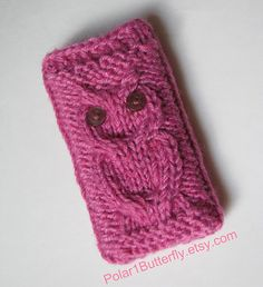 iPod Touch case iPhone sleeve HTC Droid by Polar1Butterfly on Etsy, $10.00