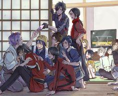 Kanesada family ( Touken ranbu )