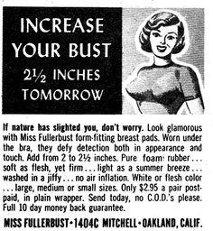1954 ... Miss Fullerbust