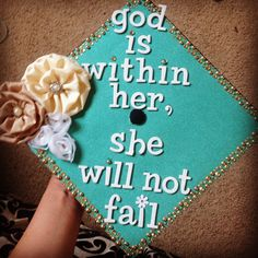 Diy graduation cap