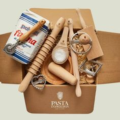 Harrods, designer clothing, luxury gifts and fashion accessories Pasta Making Machine, Make Your Own Pasta, Pasta Types, Making Gnocchi, Types Of Flour, Jewelry Making Kits, Gifts For Cooks, Fresh Pasta, Pastries