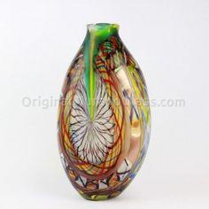 Trance - Vaso esclusivo - Vetro di Murano