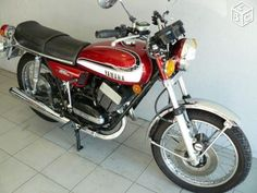 Rd 350 yamaha 1973 emblemes compatible reservoir Equipement Moto Pyrénées-Orientales - leboncoin.fr