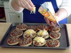"""Things to Make with Hamburger   Coming Attractions…!"""""""
