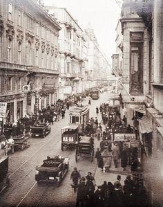 Eski İstanbul: İstiklal Caddesi