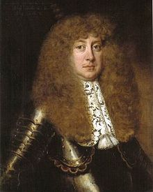 Ernest Augustus, Duke of Brunswick-Lüneburg and Elector of Hanover was the wife of Sophia of Hanover and the father of George I of Great Britain. Roi George, King George, George Duke, Hanoverian Kings, House Of Stuart, English Monarchs, Ernst August, Frederick William, Great Fire Of London