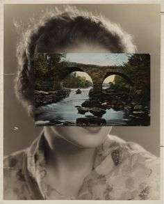 Collages by John Stezaker