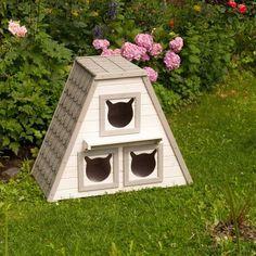 Domek dla kota  Madeira