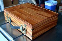 Shoe Shine Box - Reader's Gallery - Fine Woodworking