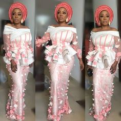 African Party Dresses 2018 : Modest Elegant Styles You Must Rock for Weekend Parties - Zaineey's Blog