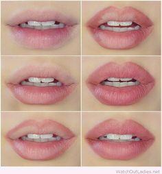 Wonderful lips tutorial
