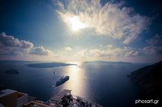 Amazing Santorini by Studio Phosart Photography & Cinematography