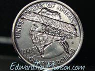 Hobo Quarter Coin with Cowboy Bandit Artwork !!!