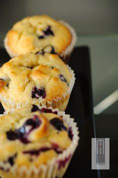blueberry caupcakes 2