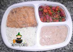 Cozinha da Morgana: agora tem marmita reforçada e variada no almoço, com comidinha caseira de verdade.