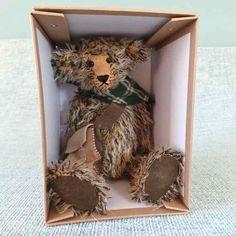 Bertie teddy bear