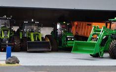 Siku Bauernhof Diorama für Siku und Siku Control 32