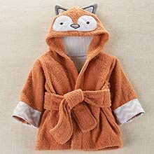 """""""Rub-a-dub, Fox in the Tub"""" Hooded Spa Robe - Baby Bath Time Gift Baby Shower Gift Basket, Baby Shower Presents, Unique Baby Shower Gifts, Shower Baby, Baby Aspen, Kids Robes, Personalized Gifts For Kids, Personalized Clothing, Baby Bath Time"""