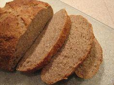 Sourdough Pumpernickel Bread