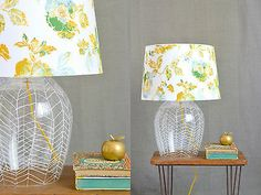 Sharpie a Lamp! Cheap & Easy way to add pattern and interest to a plain lamp base. | Top 7 Amazing Sharpie Projects!