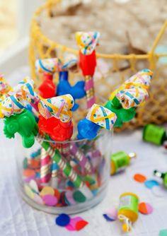 Partes reales: Un confeti 3rd Birthday