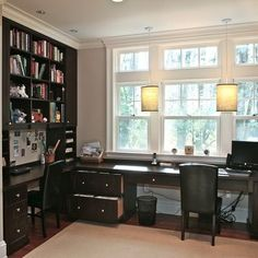 Home Office Photos Design, Pictures, Remodel, Decor and Ideas - page 11