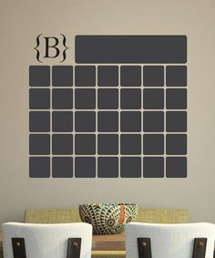 Cool customization is easier than ever with this peel-and-stick chalkboard. This remarkable wall decal can be drawn on with chalk, is easy to apply and can be removed without leaving sticky residue behind.
