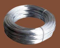 Big coil galvanized wire