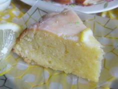 Tort cu lamaie si glazura - imagine 1 mare Vanilla Cake, Camembert Cheese, Cheesecake, Desserts, Tailgate Desserts, Deserts, Cheesecakes, Postres, Dessert