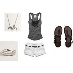 Abercrombie outfit,