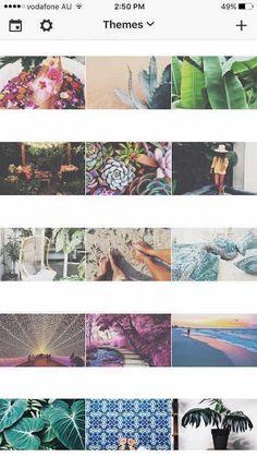 Instagram Feed Tips, Instagram Feed Layout, Instagram Accounts, Insta Layout, Instagram Grid, Instagram Design, Instagram Ideas, Goals Tumblr, Diy Room Decor For Teens