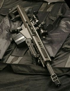 Rifle de calibre 50