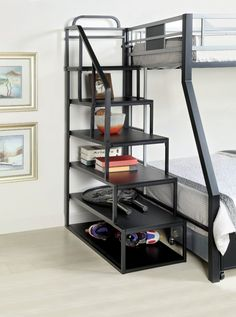 1000 images about bed storage steps on pinterest cube storage unit loft beds and rail guard - Bed alternatives for small spaces pict ...