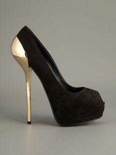 Giuseppe Zanotti Design - Contrast Stiletto Pump