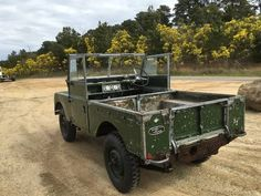Land Rover series 1 1958 88 inch (picture 2 of Land Rover Serie 1, Land Rover Defender, Land Rover Off Road, Best 4x4, Lifted Ford Trucks, Jeep Wrangler Unlimited, Land Rovers, Range Rover, Toyota Land Cruiser