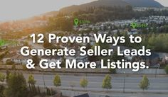 https://boldleads.com.12 Ways to Generate Seller Leads Fast. #BoldLeadsReviews #BoldLeads  #RealEstate