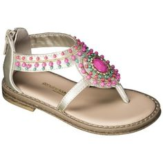 Toddler Girl's Genuine Kids from OshKosh™ Juanita Sandals - Multicolor