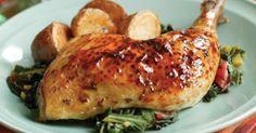 Vamos a cocinar un pollo de una forma más lenta de lo habitual para conseguir que se cocine prácticamente con sus propios jugos