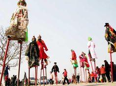 Stilt - China culture