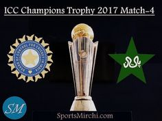 Follow India vs Pakistan live cricket score, updates of ICC Champions Trophy 2017 match-4 from Edgbaston. Get Ind vs Pak live score, toss & result.