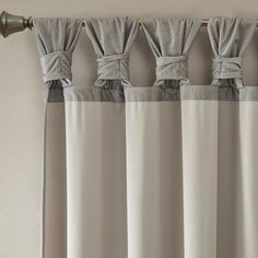 Living Room Windows, House Windows, New Living Room, Tab Top Curtains, Drapes Curtains, Window Panels, Window Coverings, Curtain Panels, Rideaux Design