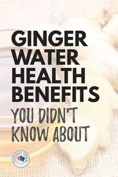 Benefits Of Drinking Ginger, Ginger Water Benefits, Natural Health Remedies, Herbal Remedies, What Is Ginger, Food For Digestion, Health Facts, Health Tips, Health Care
