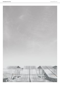 Architecture Portfolio 2015  Selected works (academic and competitions) 2013 - 2015