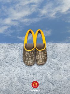 Print advertisement created by TBWA, Argentina for McDonald's, within the category: Food. Clever Advertising, Print Advertising, Advertising Campaign, Co Marketing, Guerilla Marketing, Media Marketing, Ads Creative, Creative Posters, Creative Ideas